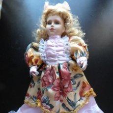 Muñecas Porcelana: MUÑECA PARA COLECCION. Lote 210521878