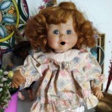 Muñecas Porcelana: MUÑECA PORCELANA MUY ANTIGUA. Lote 210541277