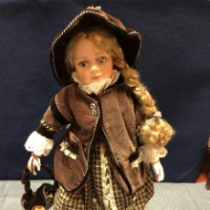 Muñecas Porcelana: MUÑECA PORCELANA EDICION LIMITADA. Lote 210623413