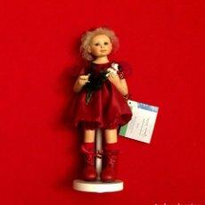 Muñecas Porcelana: MUÑECA PORCELANA DE MASTERPIECE GALLERY - SERIE LIMITADA - CERTIFICADO.. Lote 211508206