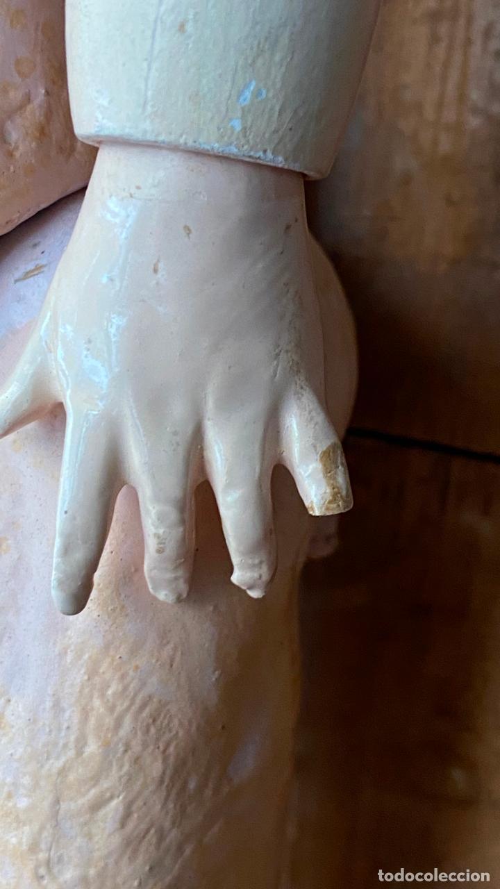Muñecas Porcelana: acm made in austria preciosa muñeca en porcelana - Foto 2 - 212529587
