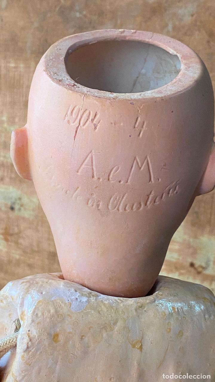 Muñecas Porcelana: acm made in austria preciosa muñeca en porcelana - Foto 5 - 212529587