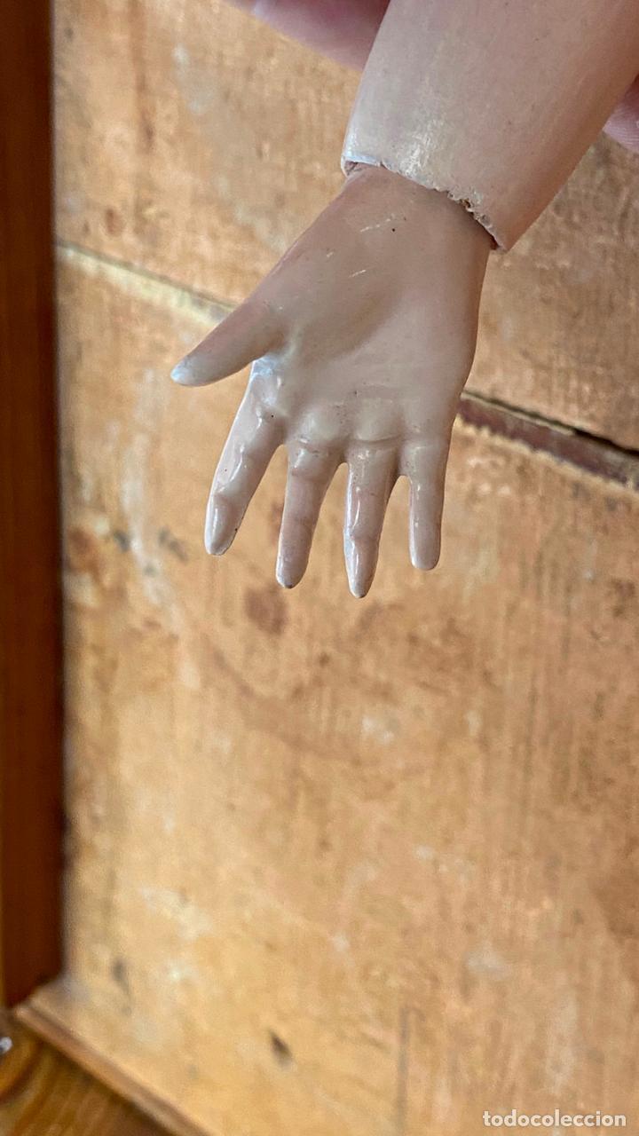 Muñecas Porcelana: acm made in austria preciosa muñeca en porcelana - Foto 8 - 212529587