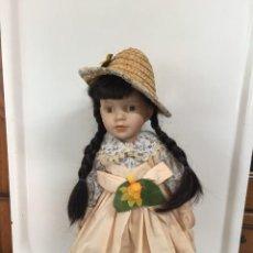 Muñecas Porcelana: MUÑECA PORCELANA. Lote 212752185