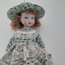 Muñecas Porcelana: MUÑECA DE PORCELANA AÑOS 70?. Lote 213603493