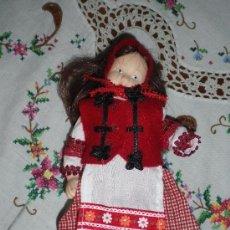 Muñecas Porcelana: MUÑECA DE PORCELANA ANTIGUA. Lote 215280483