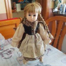 Muñecas Porcelana: MUÑECA DE PORCELANA. Lote 215353036