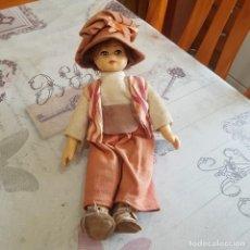 Muñecas Porcelana: MUÑECA DE PORCELANA. Lote 215353952