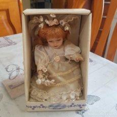 Muñecas Porcelana: MUÑECA DE PORCELANA. Lote 215354131