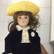 Muñecas Porcelana: MUÑECA PORCELANA. Lote 216421645
