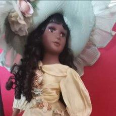 Muñecas Porcelana: MUÑECA DE PORCELANA. Lote 216654963