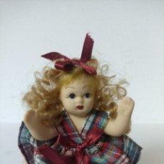 Muñecas Porcelana: BONITA MUÑECA DE PORCELANA.. Lote 216667137