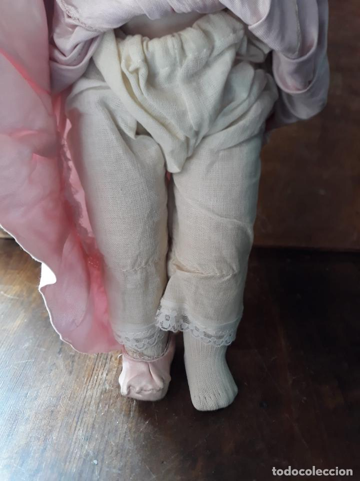 Muñecas Porcelana: PRECIOSA MUÑECA GRAN TAMAÑO EN PORCELANA AMER - Foto 4 - 216669072