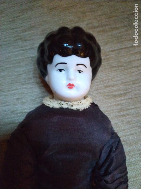Muñecas Porcelana: Muñeca china doll Charlotte y porcelana - Foto 4 - 216776538