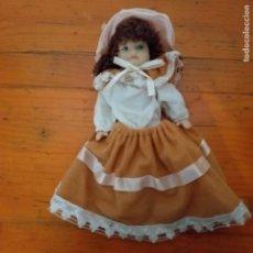 Muñecas Porcelana: MUÑECA DE PORCELANA. Lote 217073162