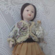 Muñecas Porcelana: MUÑECA DE PORCELANA. Lote 217247855