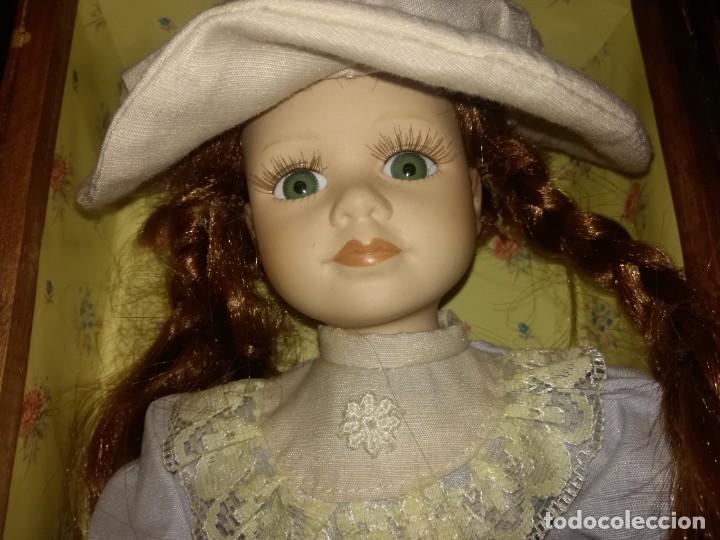Muñecas Porcelana: MUÑECA Y ROPERO. - Foto 8 - 218621835