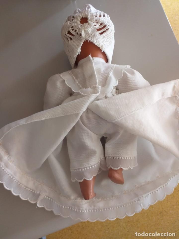 Muñecas Porcelana: Antiguo bebé porcelana 21 cm - Foto 3 - 219223551