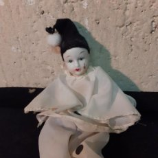 Muñecas Porcelana: MUÑECA DE PORCELANA ORIENTAL 20 CMS. Lote 219334125