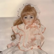 Muñecas Porcelana: MUÑECA PORCELANA BRU JNE. Lote 219525852