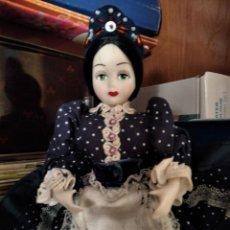 Muñecas Porcelana: ANTIGUA MUÑECA RUSA. Lote 220184615