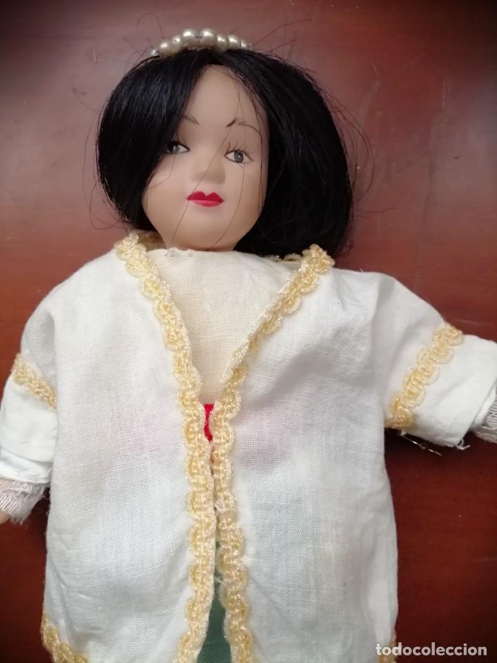Muñecas Porcelana: Muñeca de porcelana - Foto 2 - 221373125