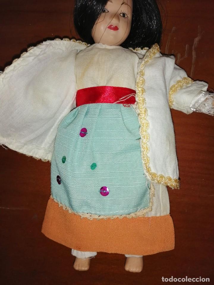Muñecas Porcelana: Muñeca de porcelana - Foto 5 - 221373125
