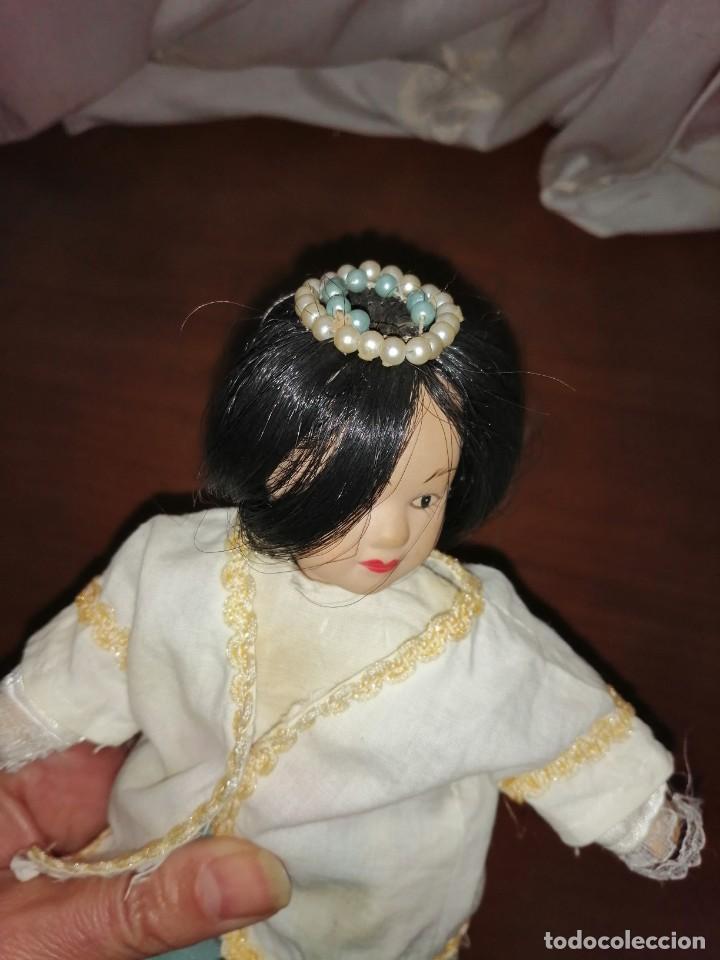 Muñecas Porcelana: Muñeca de porcelana - Foto 8 - 221373125