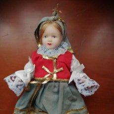 Muñecas Porcelana: MUÑECA DE PORCELANA. Lote 221373261