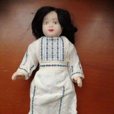 Muñecas Porcelana: MUÑECA DE PORCELANA. Lote 221373403