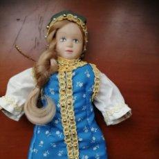 Muñecas Porcelana: MUÑECA DE PORCELANA. Lote 221373656