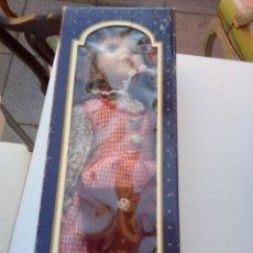 Muñecas Porcelana: MUÑECA DE PORCELANA, 32 CMS. Lote 221608932