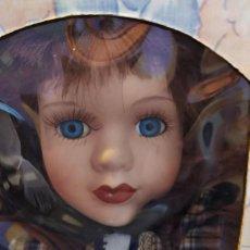 Muñecas Porcelana: MUÑECA PORCELANA PORCELAIN DOLL THE PRINCESS COLLECTION NUEVA EN CAJA. Lote 221659318