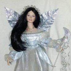 Bonecas Porcelana: MUÑECA DE PORCELANA WINTER SKIES-PARADISE COLLECTION - TOM FRANCIREK FIRMADA, NUMERADA Y CERTIFICADA. Lote 222012493