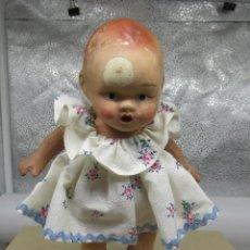 Muñecas Porcelana: MUÑECA ANTIGUA DE PORCELANA AÑOS 20.. Lote 222230240