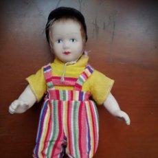 Muñecas Porcelana: MUÑECA DE PORCELANA ARTICULADA. Lote 222675942