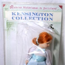 Muñecas Porcelana: MUÑECA VICTORIANA DE PORCELANA Nº 4 LA MODISTA KENSIGTON COLLECTION NUEVA EMPAQUE SELLADO*. Lote 224461966