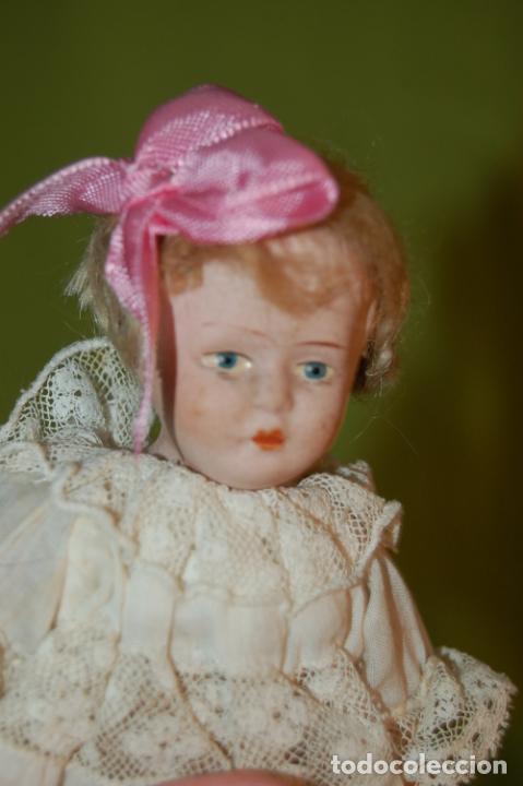 Muñecas Porcelana: muñeca inglesa DPC24 - Foto 3 - 224836300