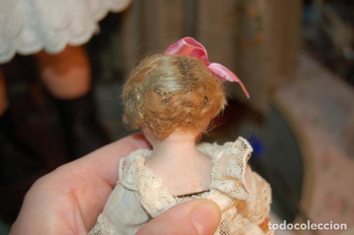 Muñecas Porcelana: muñeca inglesa DPC24 - Foto 4 - 224836300