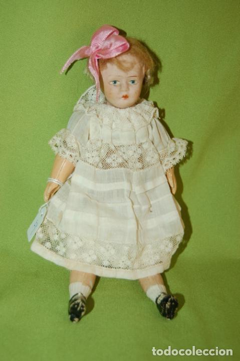 Muñecas Porcelana: muñeca inglesa DPC24 - Foto 7 - 224836300