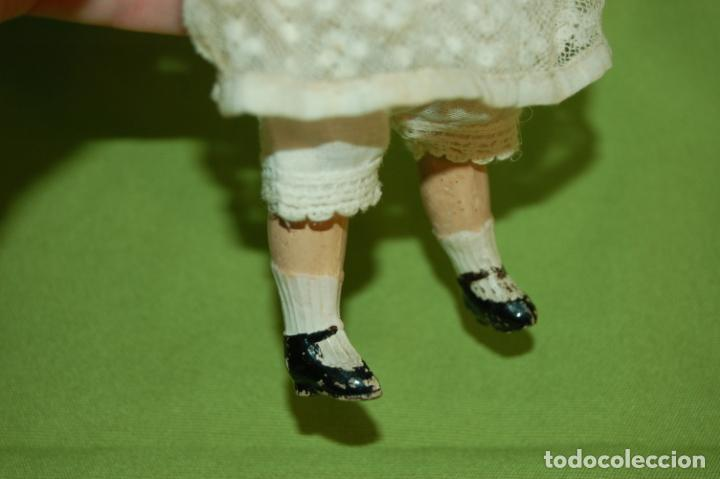 Muñecas Porcelana: muñeca inglesa DPC24 - Foto 8 - 224836300