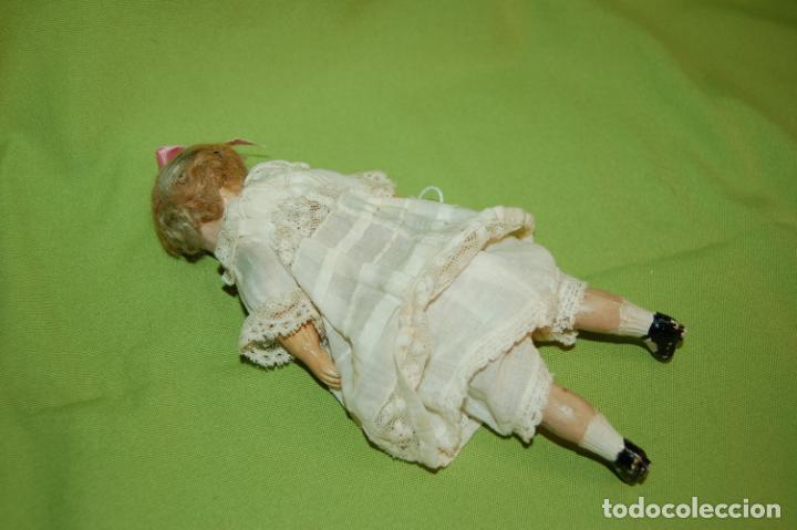 Muñecas Porcelana: muñeca inglesa DPC24 - Foto 9 - 224836300