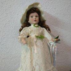 Muñecas Porcelana: MUÑECA PORCELANA SYMPHONY. Lote 226341250