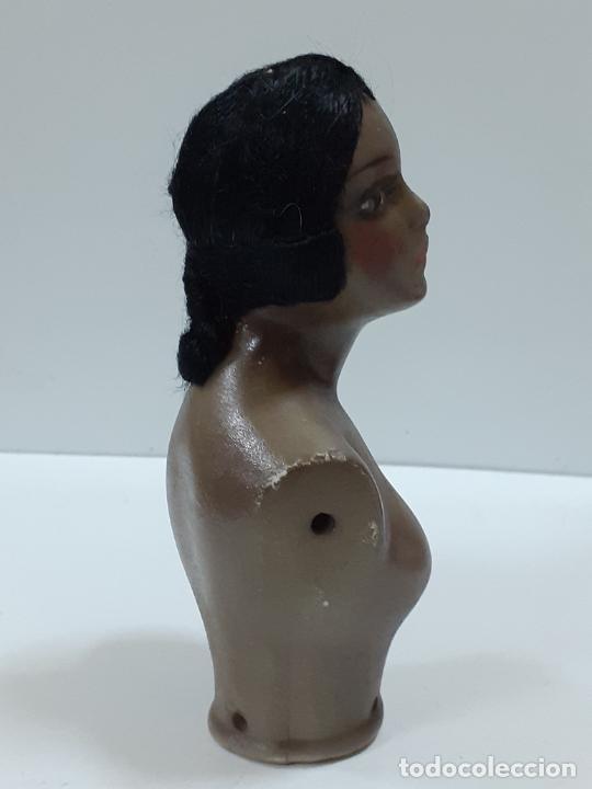 Muñecas Porcelana: TORSO DE MUÑECA DE PORCELANA (4738) - Foto 3 - 226818920