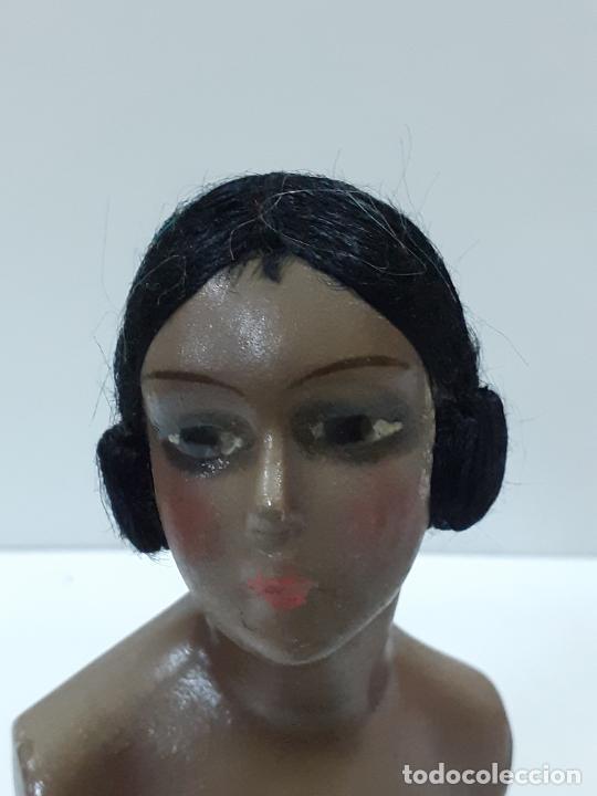 Muñecas Porcelana: TORSO DE MUÑECA DE PORCELANA (4738) - Foto 8 - 226818920