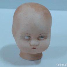 Muñecas Porcelana: CABEZA DE MUÑECA DE PORCELANA (4740). Lote 226819380