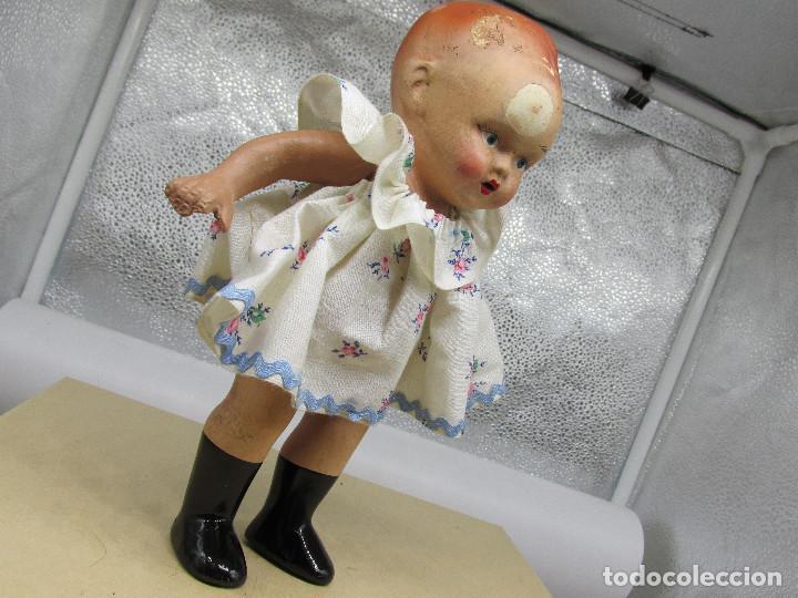Muñecas Porcelana: Muñecas antiguas de porcelana años 20, se venden juntas. - Foto 6 - 227220565