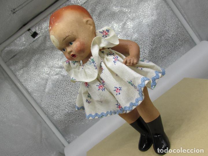 Muñecas Porcelana: Muñecas antiguas de porcelana años 20, se venden juntas. - Foto 7 - 227220565