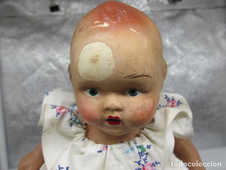 Muñecas Porcelana: Muñecas antiguas de porcelana años 20, se venden juntas. - Foto 8 - 227220565