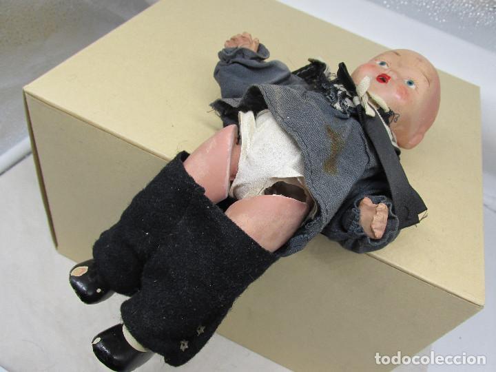 Muñecas Porcelana: Muñecas antiguas de porcelana años 20, se venden juntas. - Foto 16 - 227220565